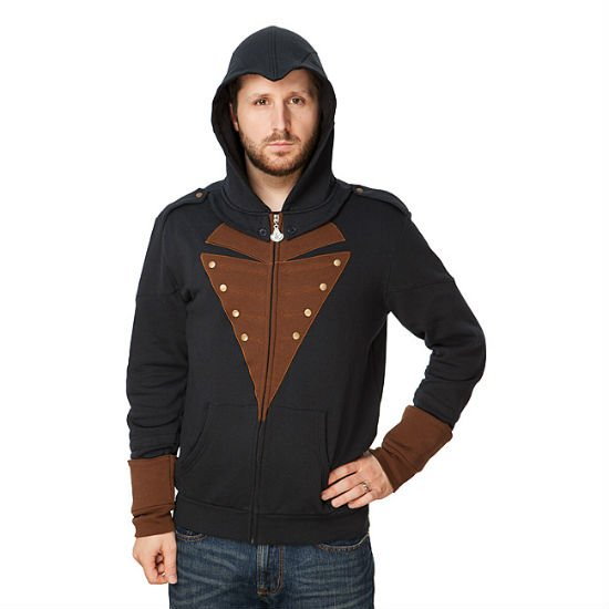 assassins creed arno hoodie