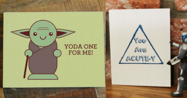 16 Geeky Valentine S Day Cards For Adorkable Couples Shut Up And