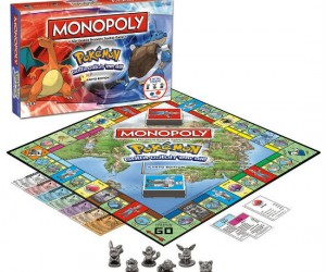 Pokemon Monopoly – Gotta buy 'em all!
