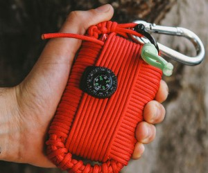 The Z.A.P.S. Gear Survival Grenade is the ultimate compact wilderness survival kit.