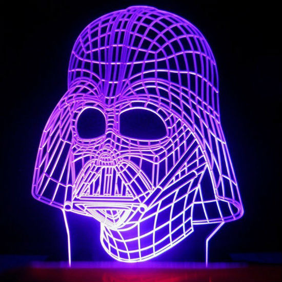 star wars led lamp