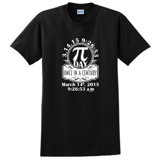 pi day once in a century