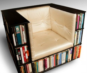 The perfect piece of furniture for any book lover!