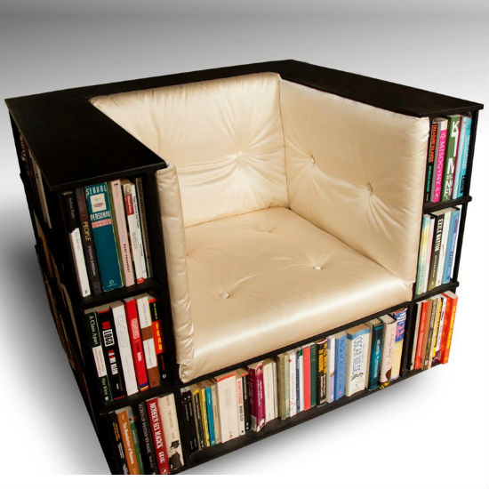 the library chair