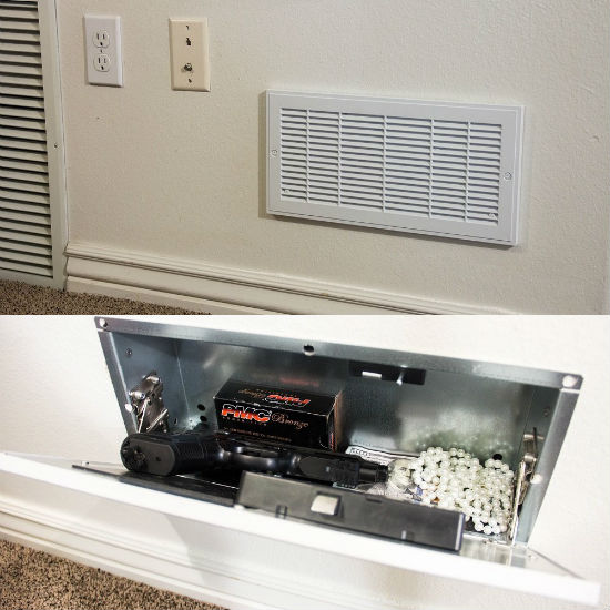 air vent stealth safe