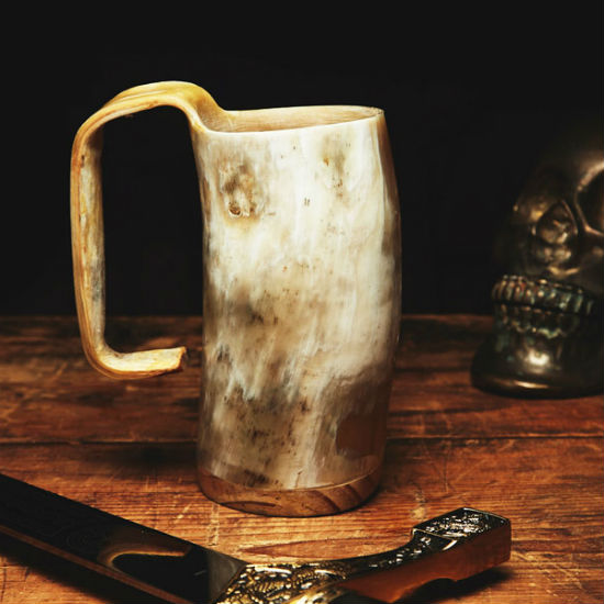 game of thrones horn mug