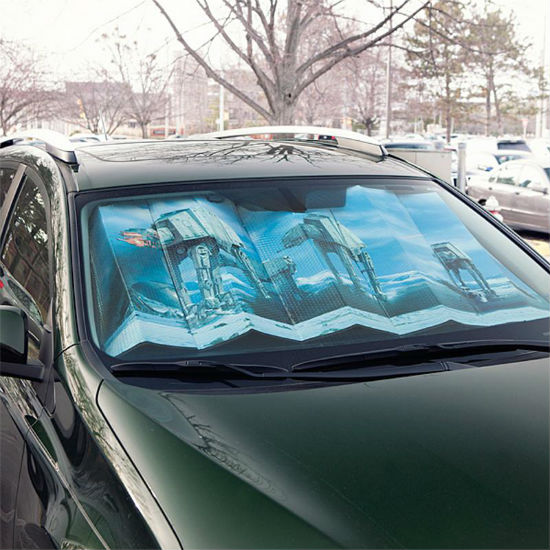 Battle Of Hoth Sun Shade - Shut Up And Take My Money f4c506ec064