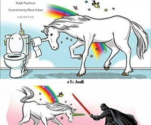 And to think, you only thought there were 5 uses for a unicorn! Don't you feel dumb.