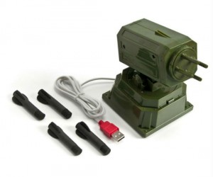 USB Powered Missile Launcher – Let the office wars begin!