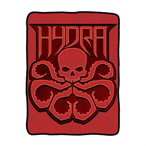 hydra fleece blanket