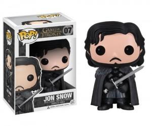 GoT Jon Snow Pop Vinyl – For the watch!