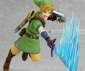 Legend of Zelda Link action figure – Hey listen! Now you can play as Link in real life!