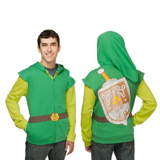 zelda-link-hoodie