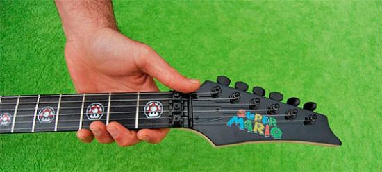 mario guitar