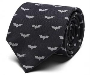 Batman Silk Tie – The Dark Knot