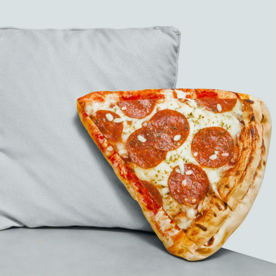 pizza slice pillow