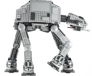 A Lego AT-AT?! You know you want it… it is pointless to resist.