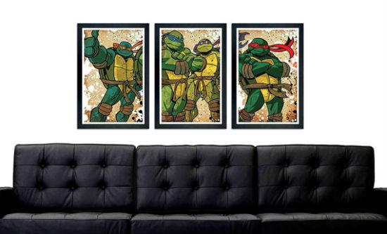 ninja-turtle-posters