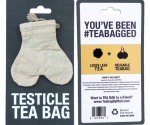 Tea Bag a friend, a family member, a colleague, an enemy, or boss….