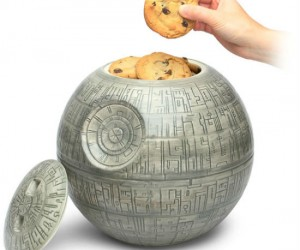 Star Wars Death Star Cookie Jar – Make your kitchen explode with awesome!