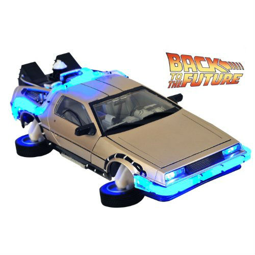 delorean-model-car