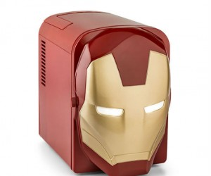 Genius, billionaire, playboy, philanthropist,… mini fridge.
