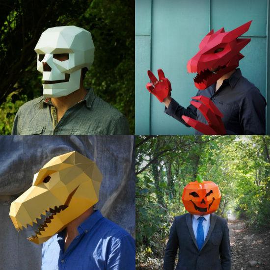 polygon-masks