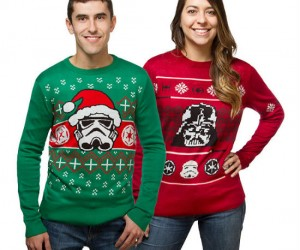 Star Wars Holiday Sweaters – Walkin' in a winter wampaland!