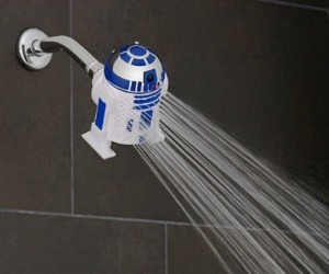 Star Wars R2D2 Shower Head – R2-Clean U