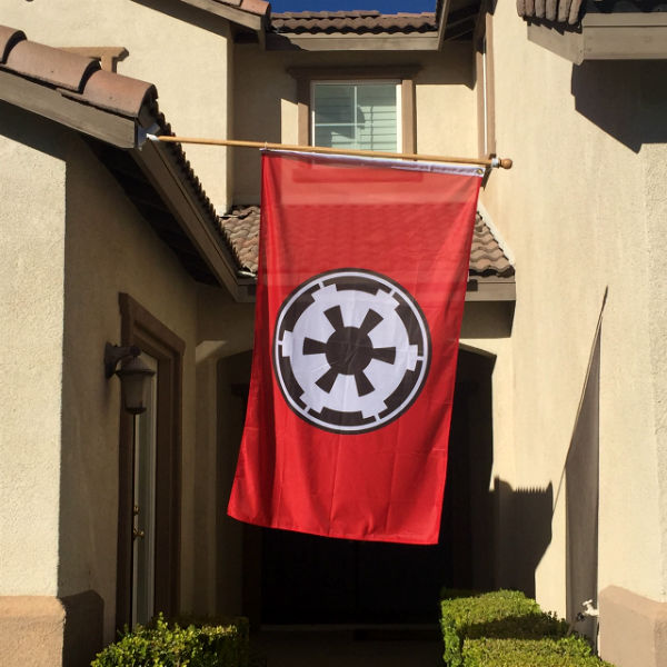 Galactic Empire Flag
