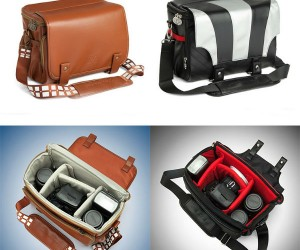 Star Wars Camera Bags – Luke I am your photographer!