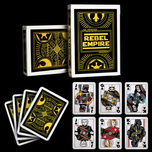 rebel empire playing cards