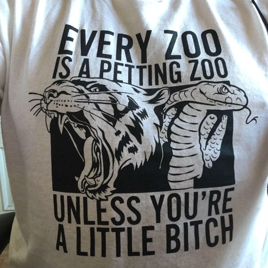 every-zoo-is-a-petting-zoo-shirt