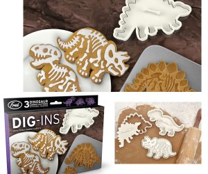 Dinosaur Cookie Cutters – Prehistoric party perfection!