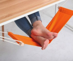 Foot Hammock – It's like a vacation… for your feet!