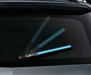 Lightsaber Wiper Decals – Force wiped windows