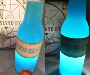 Nuka Cola Quantum Bottle – Shut up and take my bottle caps!