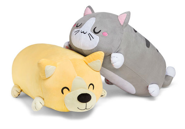 Cutesy Corgi Roll Pillow Shut Up And Take My Money