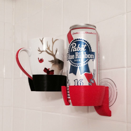 Shower Beer Holder Shut Up And Take My Money