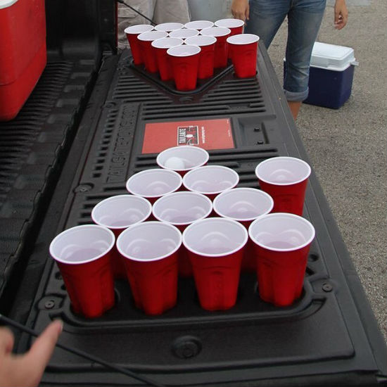 Beer Pong Tailgate Liner Shut Up And Take My Money