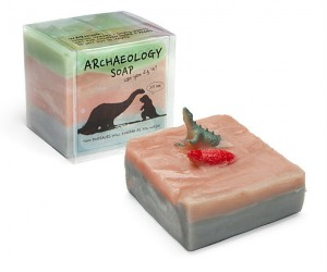 Archaeology Soap – Bath time's never been so educational