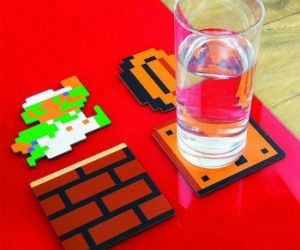 Super Mario Coaster Set!