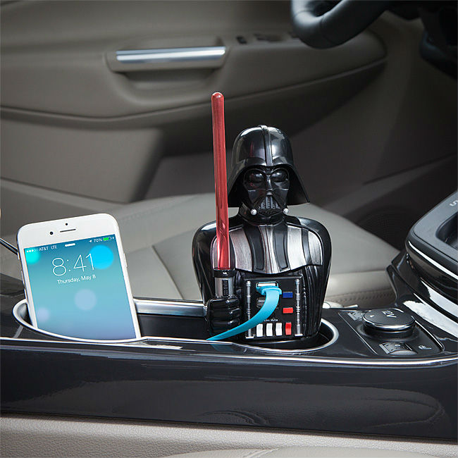 best-star-wars-products-darth-vader-car-charger