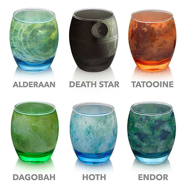 best-star-wars-products-planetary-glass-set