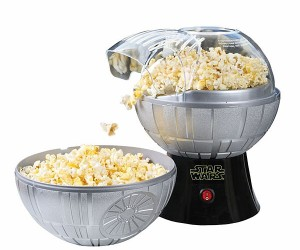 Death Star Popcorn Maker – You may fire when ready…