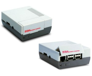 Raspberry Pi NES Case