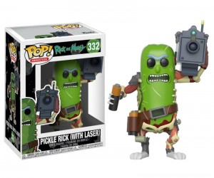 Pickle Rick Funko Pop