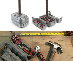 Thor Hammer Tool Set – You are worthy
