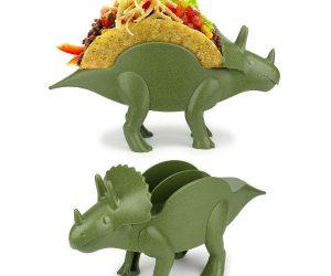 TriceraTACO Dinosaur Taco Holder