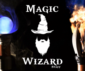 Magic Wizard Staff!